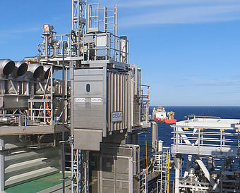 ASGARD Offshore Plant
