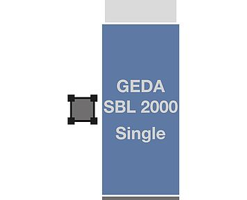 GEDA SBL 2000 Single